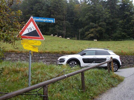 wohl die steilste (öffentliche) Straße Deutschlands